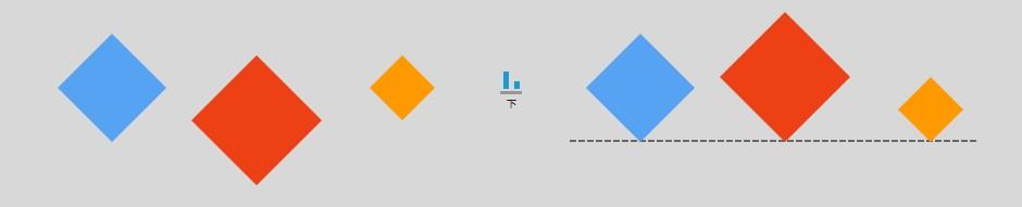 【Axure教程】提升原型页面美观度之对齐方式详解