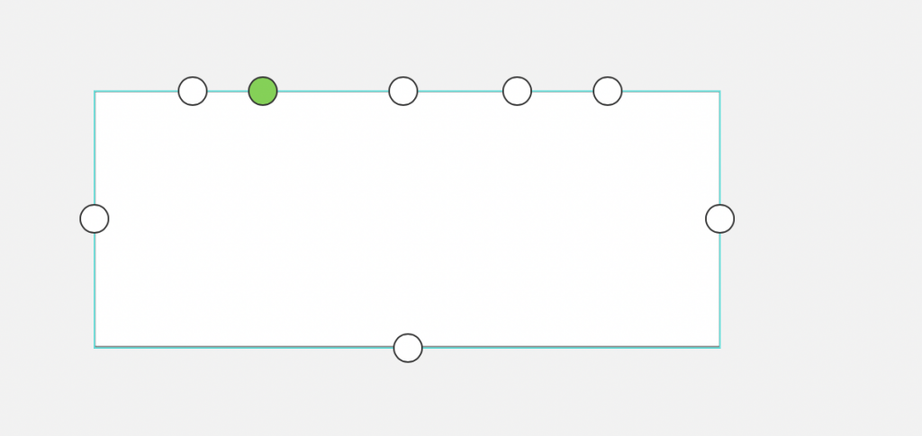 【Axure9基础教程】元件操作之编辑连接点